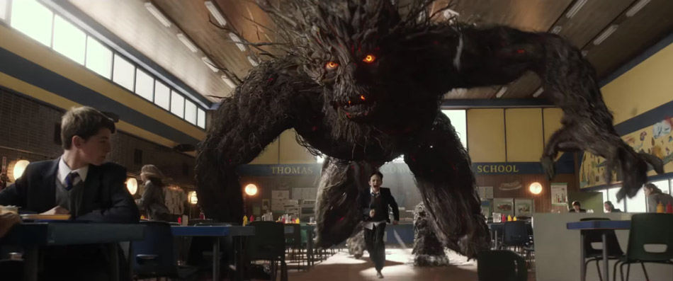 A Monster calls oriol sound design