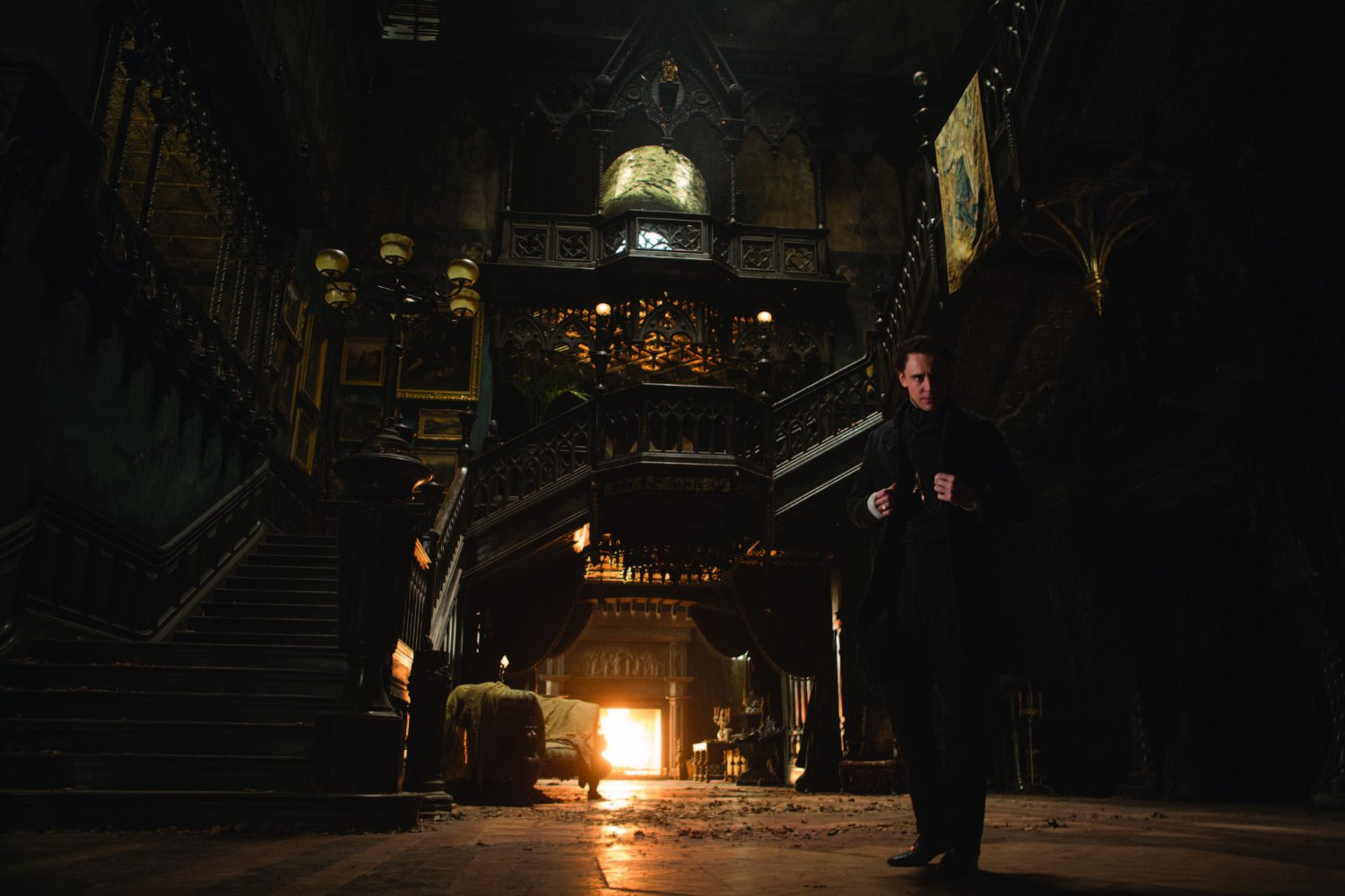 Crimson Peak movie sound design oriol tarrago